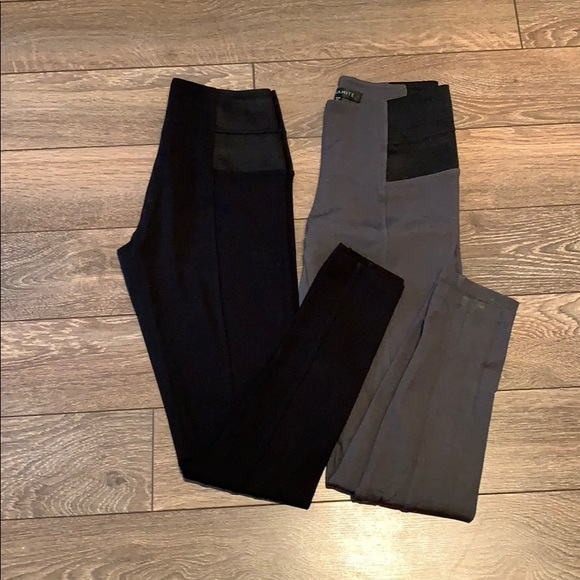 2/15$  pair of leggings xs